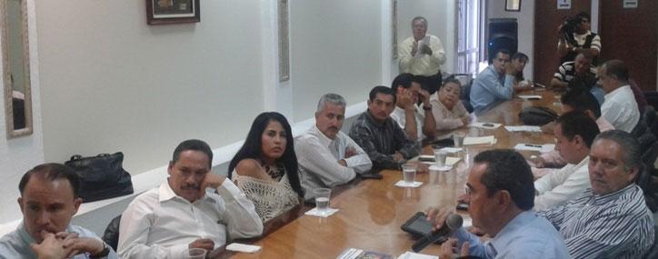 Diputados del congreso del estado
