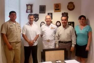 Reunión Fuerza Naval