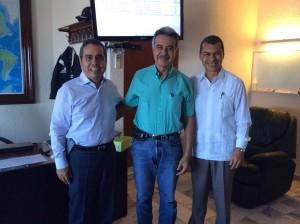 Reunión Delegado de Pilotos del Puerto de Manzanillo