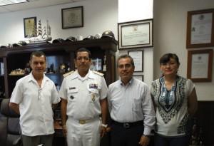 Reunión  Región Naval de Manzanillo