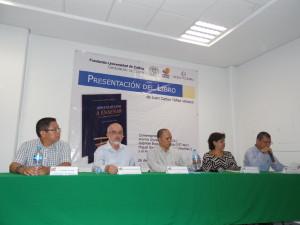 Presentación Libro Juan Carlos