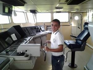 Tercer Visita Región Naval