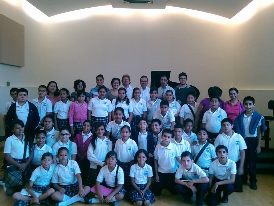 Primer concierto en IUBA
