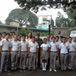 Alumnos de Secundaria Tec. 23
