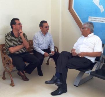 Presidentes Fundacion UCOL y Politecnico