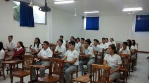 Visita Secundaria Estatal No. 3