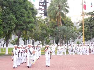 Begsu en VI Región Naval
