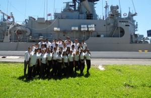 23 Marzo 15 Región Naval