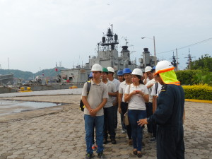 Región Naval 31 Ago 15